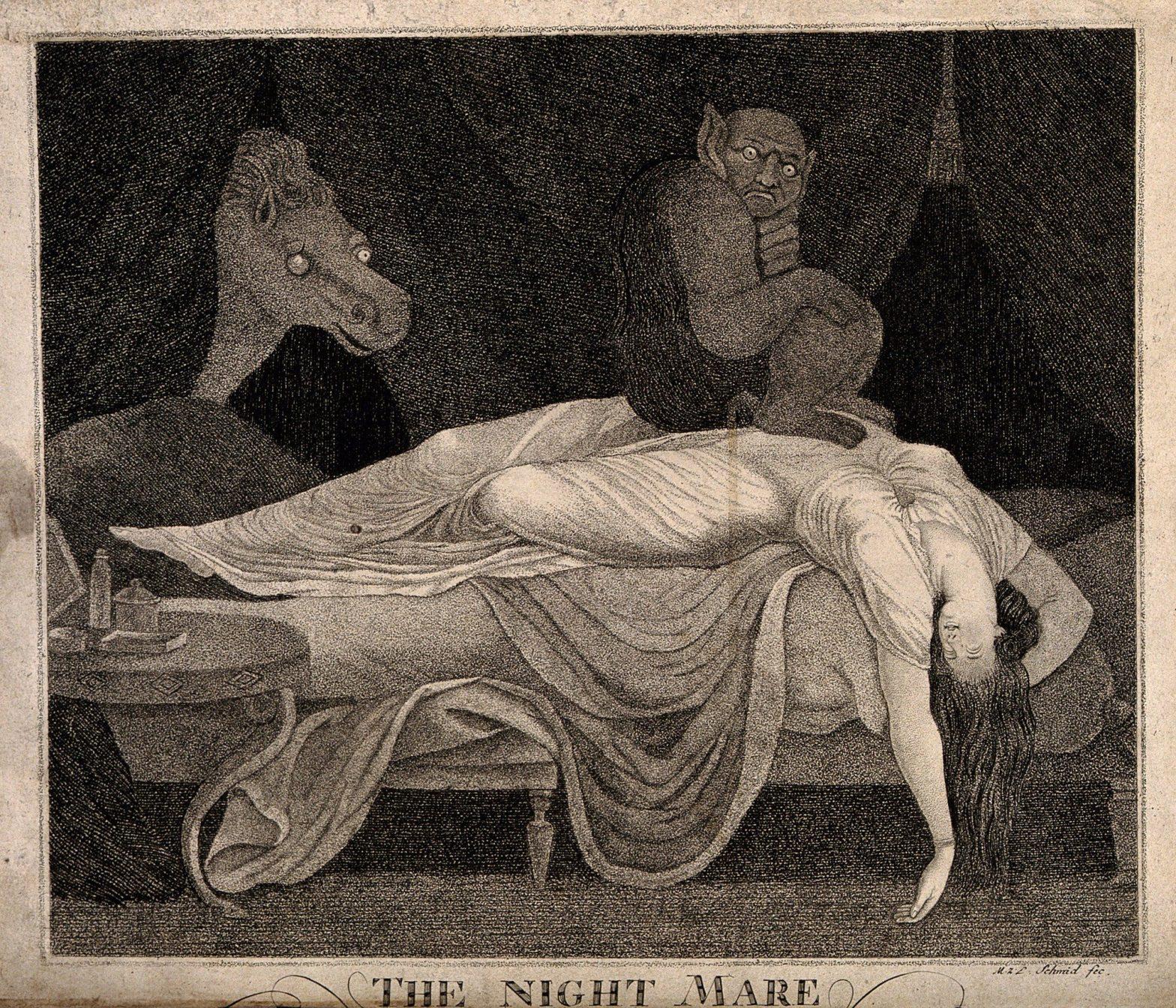 Old Hag Syndrome: A Look At Sleep Paralysis – Smokey Mirror